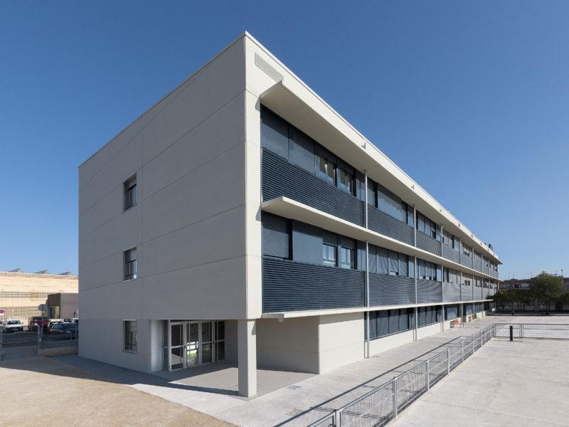 Colegio Huertas Mayores