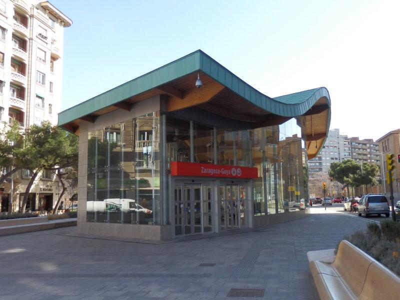 Riovalle 51 Estacion Goya Zaragoza 2