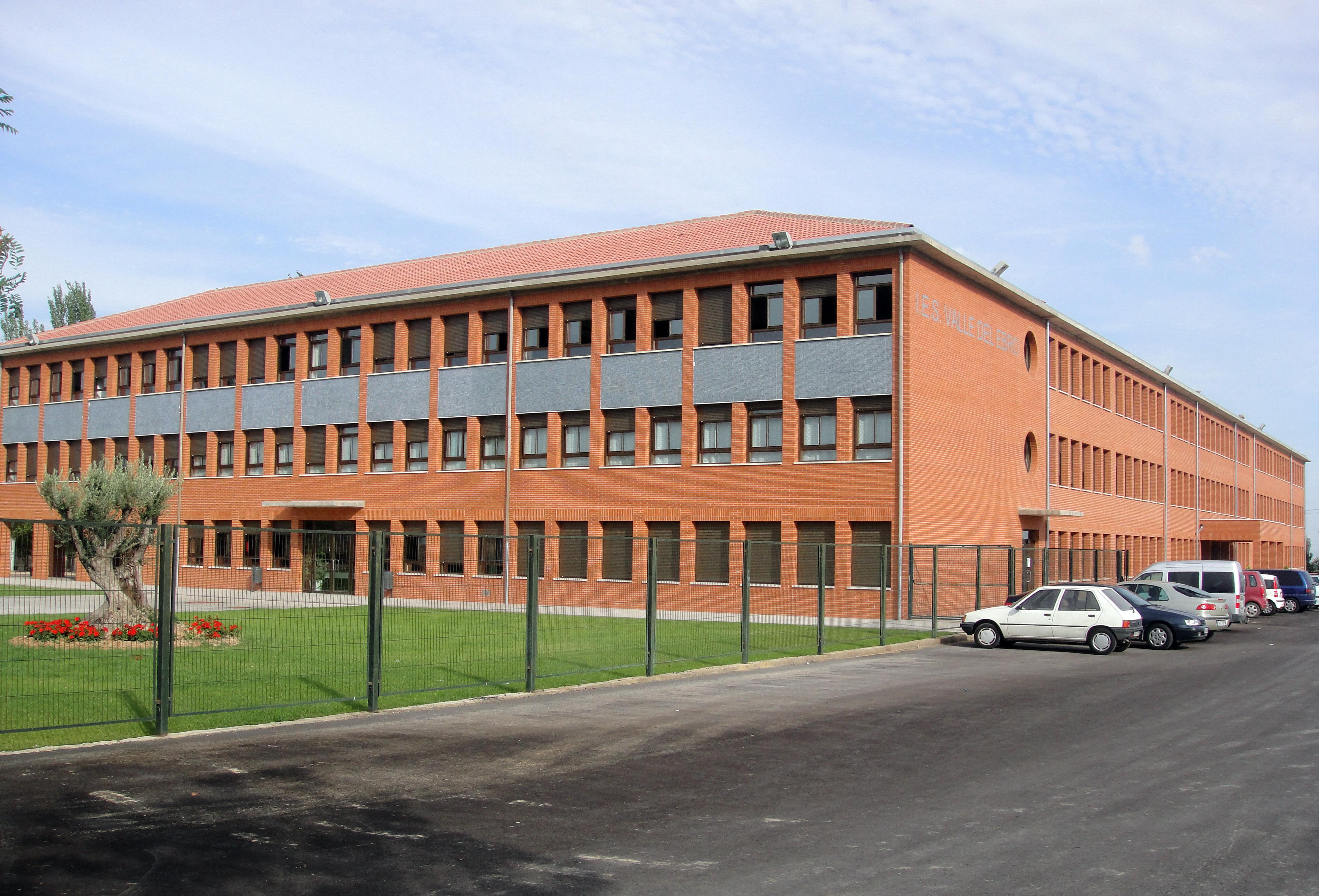 Adjudicadas A Riovalle Obras En Varios Centros Educativos De Navarra
