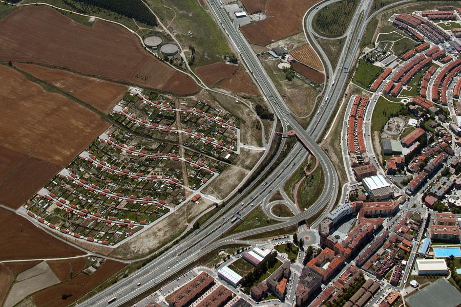 Tramo En Autovía Del Pirineo (Navarra-Huesca)