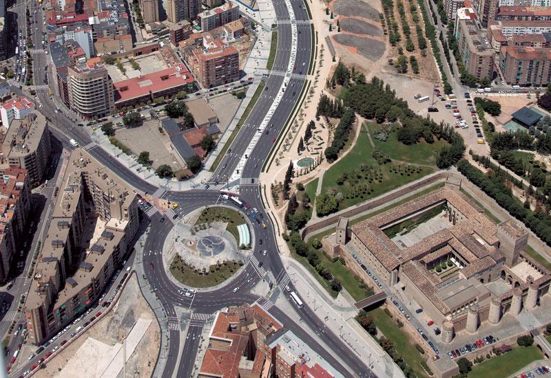 Urbanización De La Zona Este De La Estación Delicias (Zaragoza)