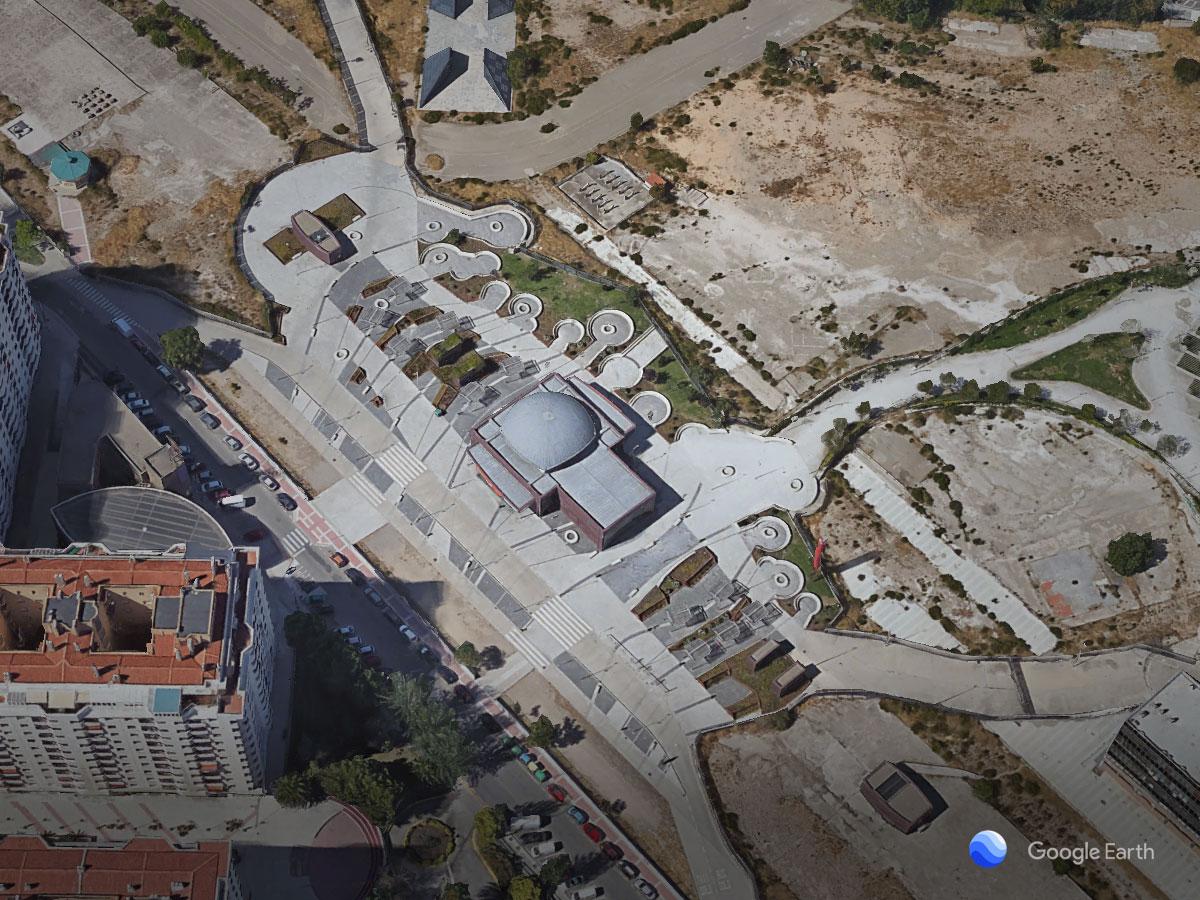 Mejora Del Entorno De La Estación El Portillo (Zaragoza)