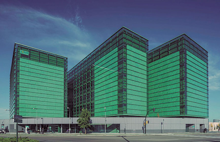 Centro de Especialidades Médicas Intermodal (Zaragoza)