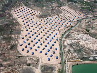 Obra Civil Para Jardín Solar En Rincón De Soto (La Rioja)