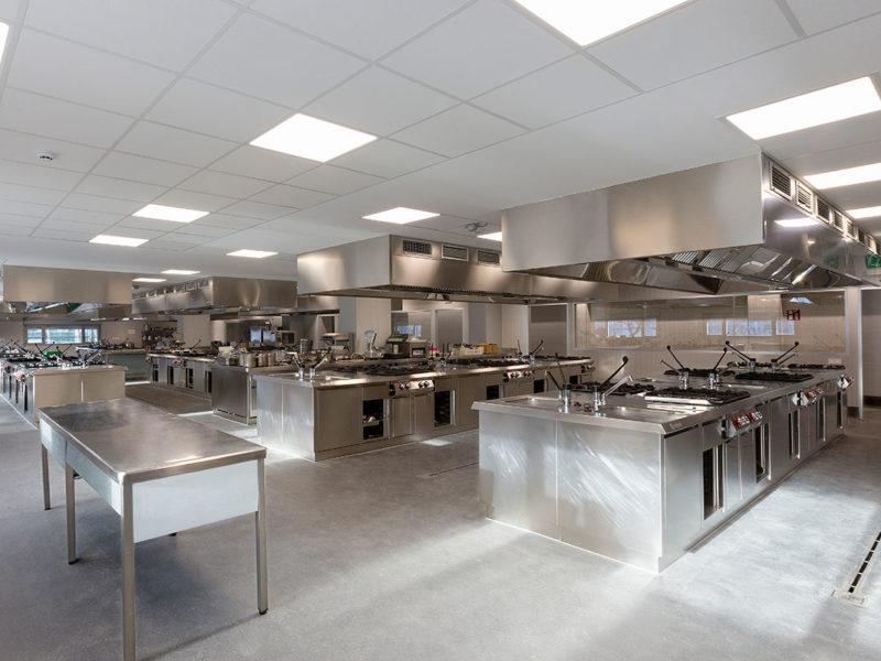 Instituto Burlada Cocina
