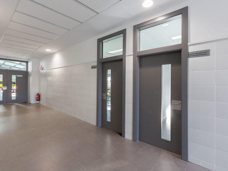 Instituto Huarte Entrada Aula