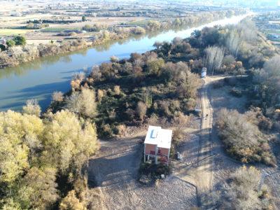 Obras De Mejora Para La Captación De Agua En Pozos De La Mejana De Tudela (Navarra)