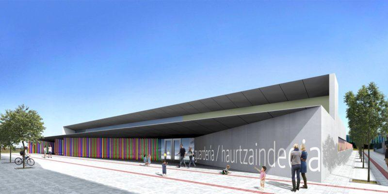 Riovalle Construirá La Nueva Escuela Infantil De Valle De Egües