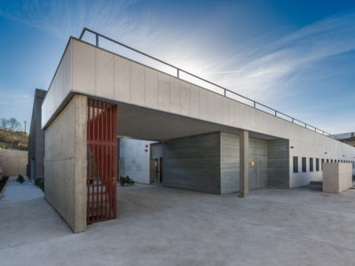 Nuevo Centro De Salud En Santesteban (Navarra)