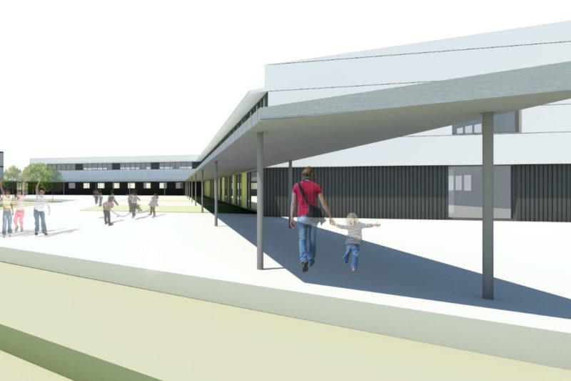 Nuevo Colegio Mutilva