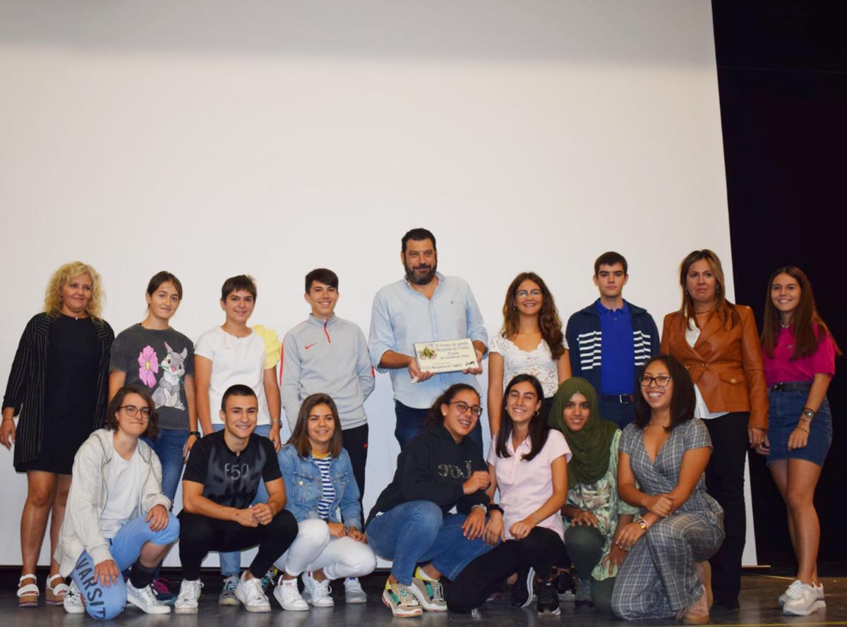 El III Premio De La Novela Benjamín De Tudela Cuenta Con La Colaboración De Riovalle