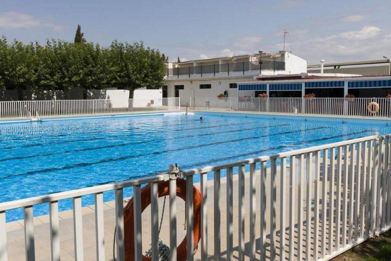 Reforma Instalaciones Deportivas Cortes