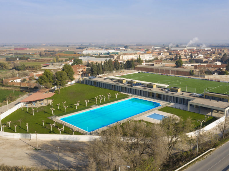 Polideportivo Cortes 12