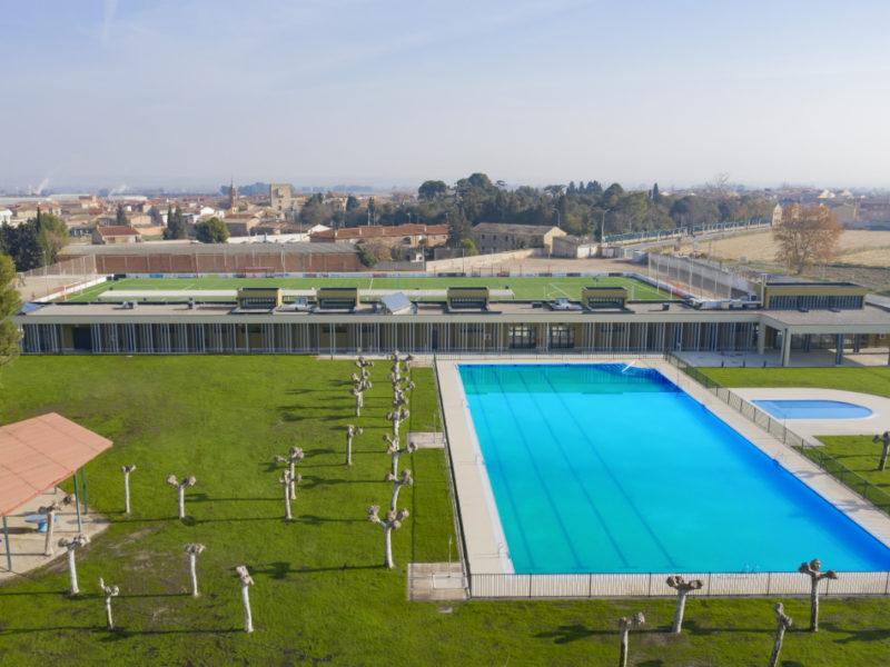 Polideportivo Cortes 1